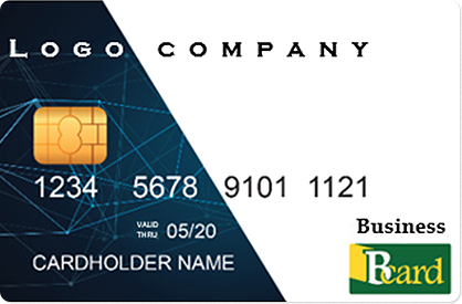 Bcard co-branded cards